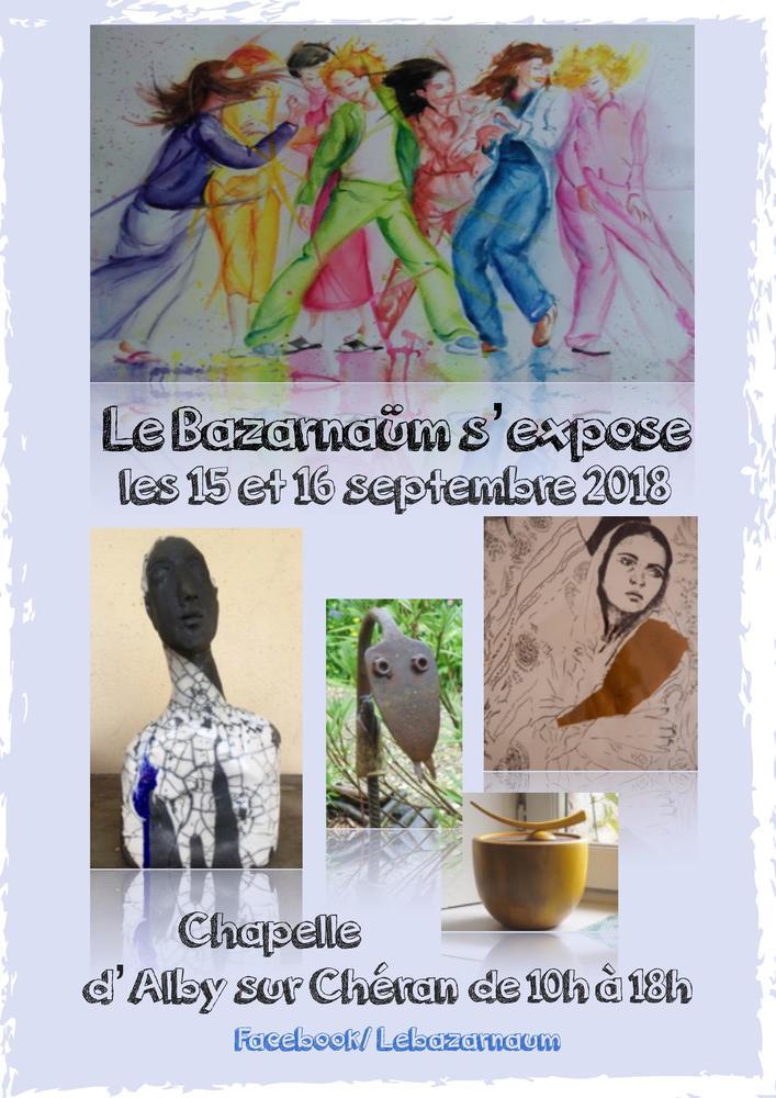 Exposition Bazarnaüm Alby