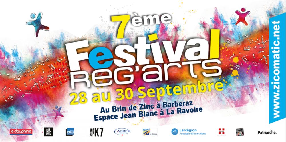 Festival Reg'arts Zicomatic