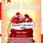 Marché de Noël de Marcellaz Albanais