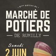 5ème marché de potiers de Rumilly