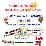 Marché de Noel d'Hauteville sur Fier