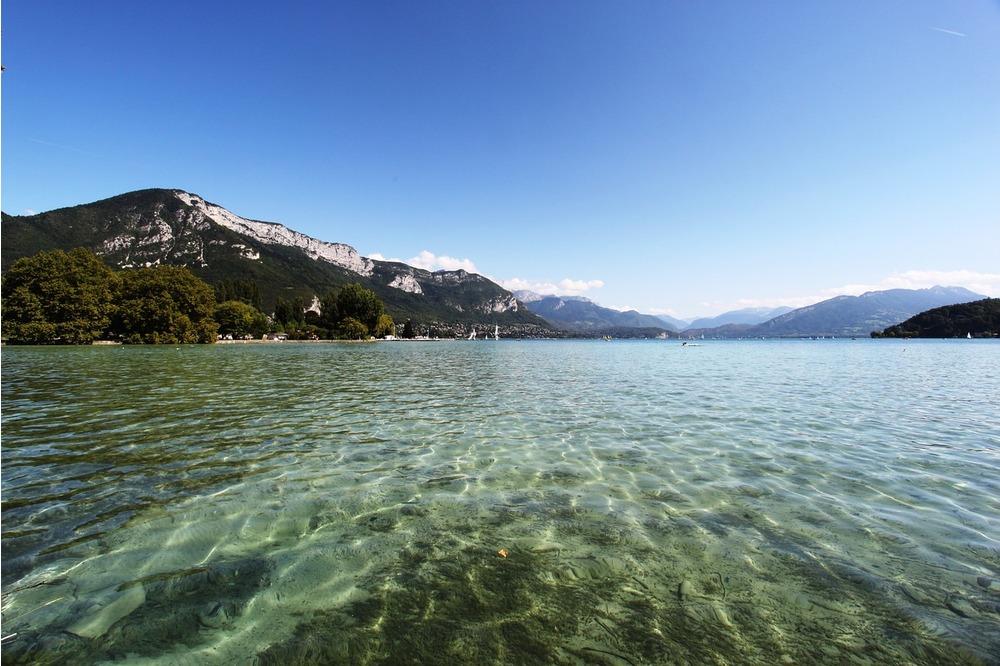 Noyade lac Annecy