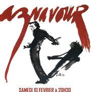 Concert «Un petit air d'Aznavour» ...