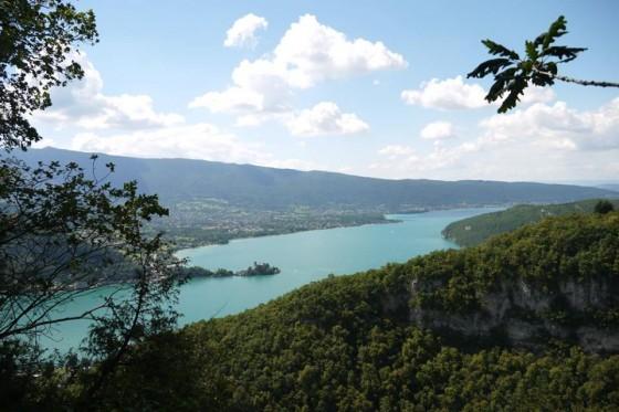 Balade Angon Lac Annecy