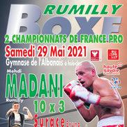 Championnat de France de Boxe pro