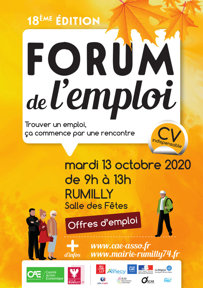 Forum emploi Rumilly