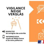 Important épisode neige-verglas : la Haute-Savoie en vigilance orange