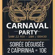 Soirée carnaval à l'Alibi