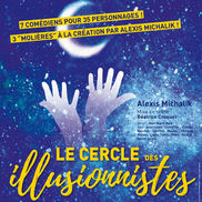 Théâtre à l'OSCAR de Rumilly : Le cercle des illusionnistes