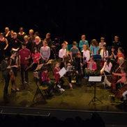 Concert de Noël de l'école de musique de Rumilly