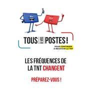 Changement des fréquences de la TNT en Haute Savoie