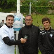 Retour sur les Jeux du Stade avec Bernard Vellut et Romain Combes