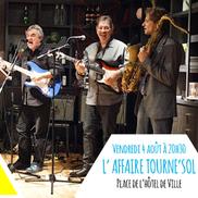 Été en fêtes à Rumilly – Concert de L'Affaire ...