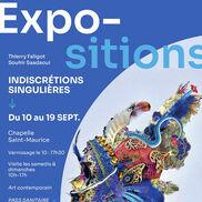 Exposition Indiscrétions Singulières