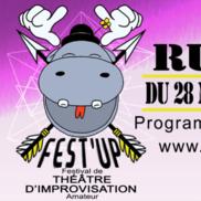 Théâtre d'improvisation : Fest'Up 2019