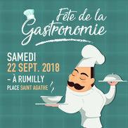 Fête de la gastronomie de Rumilly
