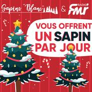 Radio FMR vous offre un sapin par jour pour les fêtes !