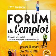 Forum de l'emploi de Rumilly