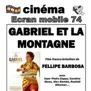 Séance cinéma à Alby : GABRIEL et la montagne