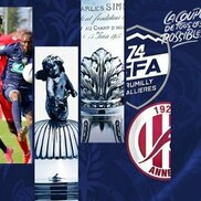 Coupe de France de foot : GFA Rumilly – FC Annecy