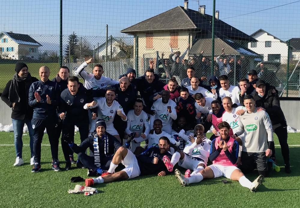 Equipe GFA rumilly vallières