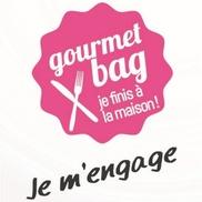 Le Gourmet Bag, une action contre le gaspillage alimentaire