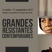 Exposition«Grandes résistantes contemporaines» à la ...