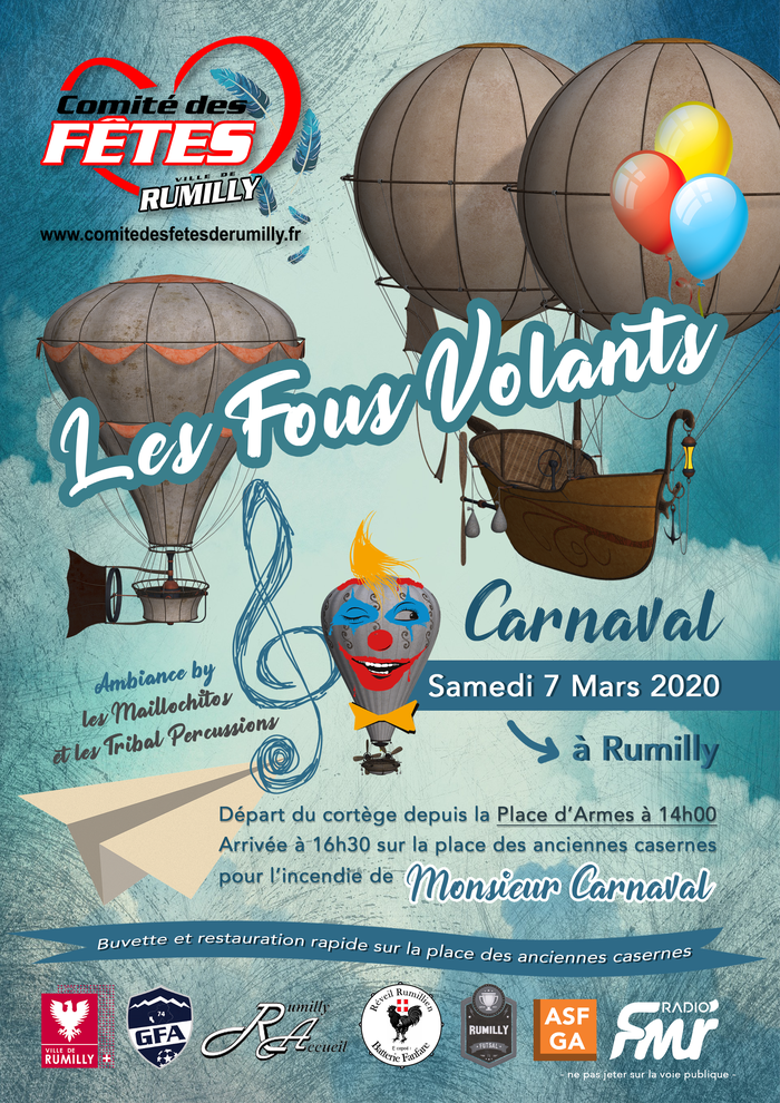 Carnaval Rumilly 2020