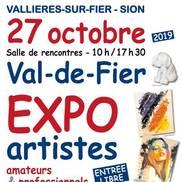 Expo d'artistes à Val de Fier