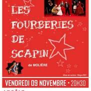 Théâtre à Alby «Les Fourberies de Scapin»