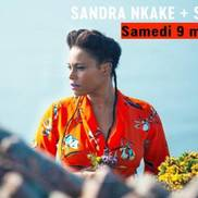 SANDRA NKAKE + SLY JOHNSON au Quai des Arts (Rumilly)