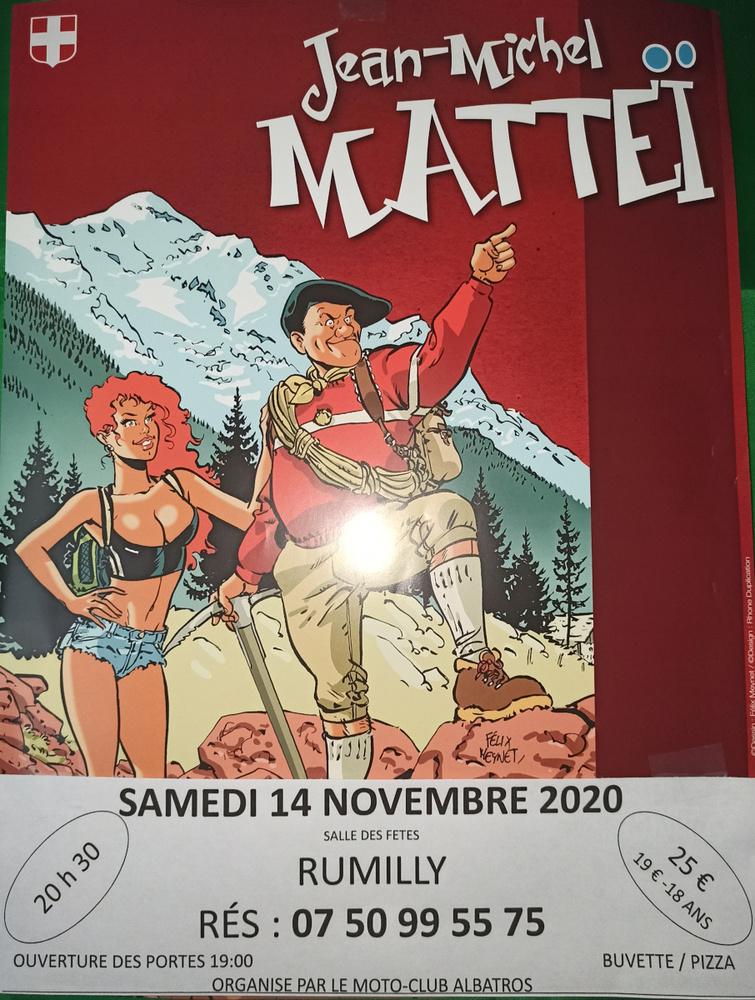 Jean Michel Mattei Rumilly