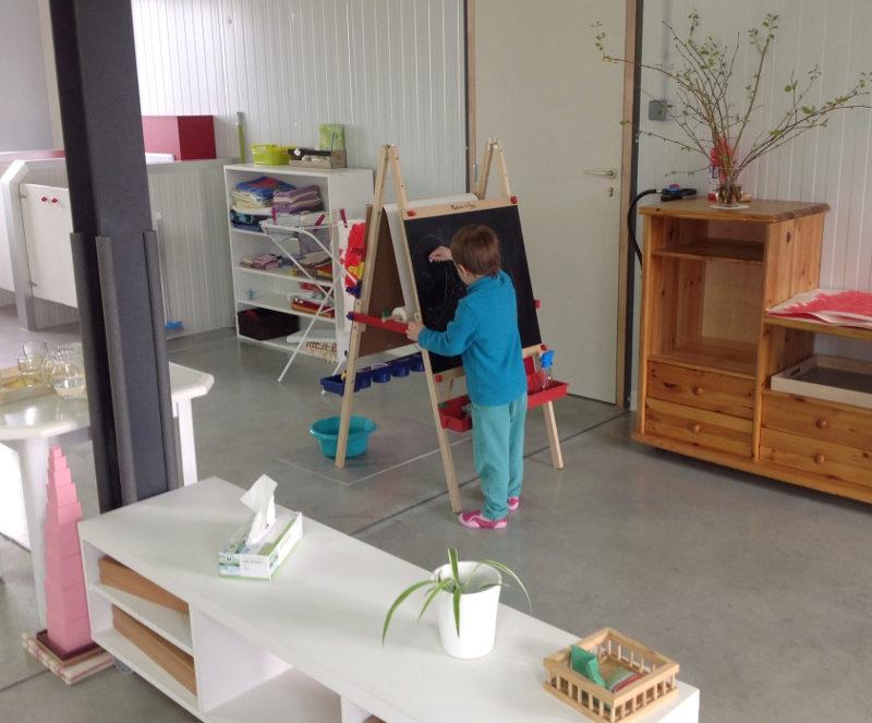 Ecole Maria Montessori Seyssel