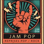 Concert de Jam Pop à l'Alibi