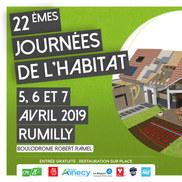 Journées de l'habitat de Rumilly