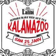 Concert de Kalamazoo à l'Alibi