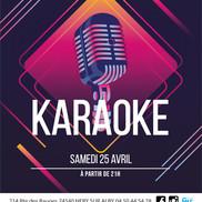 Soirée karaoke à l'Alibi