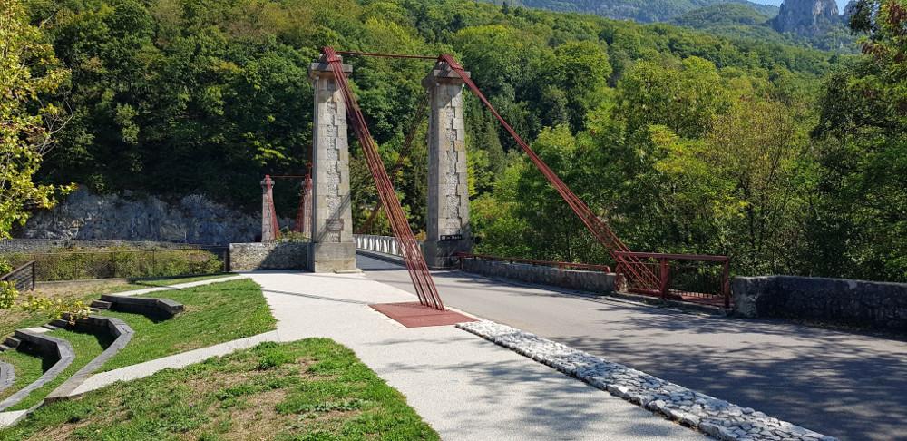 Parking Pont de l'Abîme