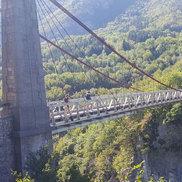 Les sorties en Pays de Savoie : Le pont de l'Abîme