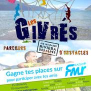 Gagnez votre pass pour « Les Givrés » d'Aix-les-Bains