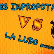 Théâtre d'impro : Les Impropotames vs La Ludo