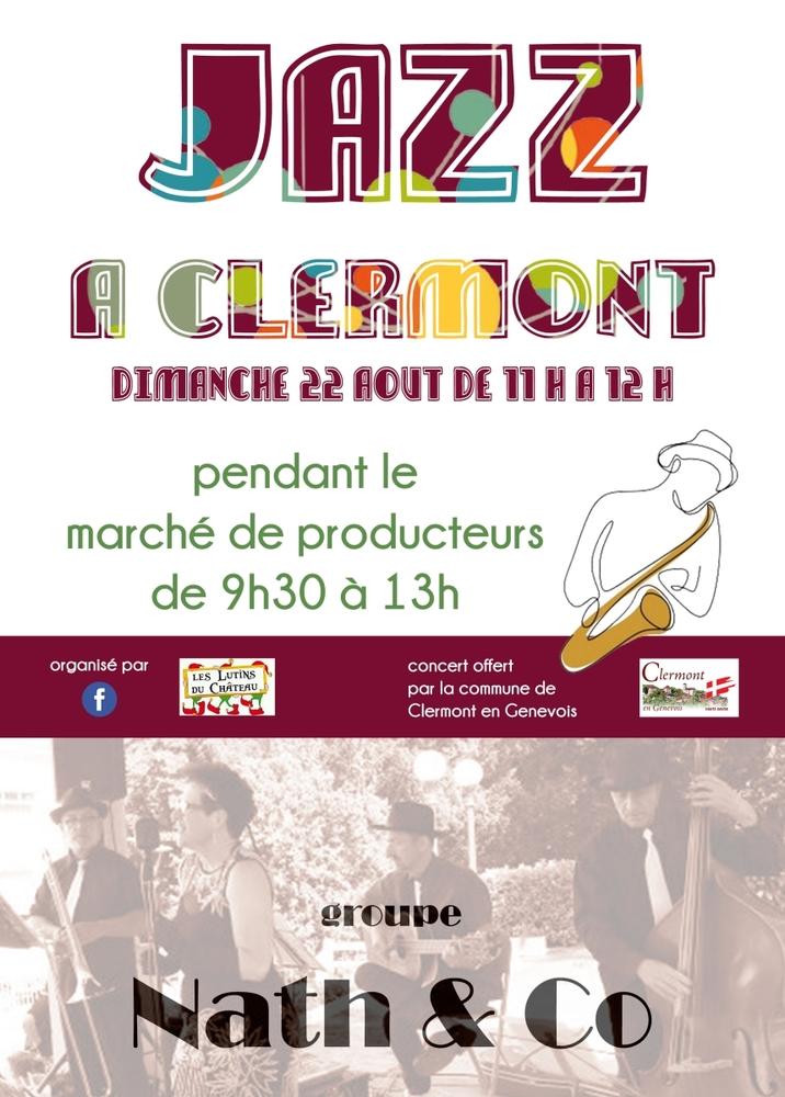 Marché Jazz Clermont