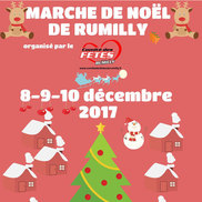 Marché de Noël du comité des fêtes de Rumilly