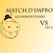 Théâtre d'impro : les Impropotames vs les Zimprocibles