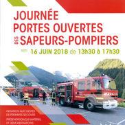 Journée portes ouvertes des sapeurs pompiers de Rumilly