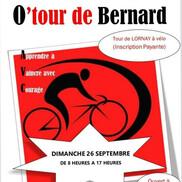 Tour de Lornay à vélo