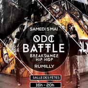 ODC Battle 2ème édition : Break Dance, Hip-Hop à Rumilly