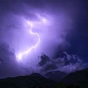Haute-Savoie : Vigilance météo orages, vent et fortes pluies.
