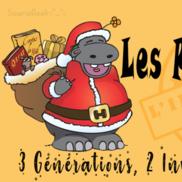 Les petits contes de Noël des Impropotames