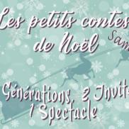 Théâtre d'improvisation à Rumilly : Les petits contes de Noël